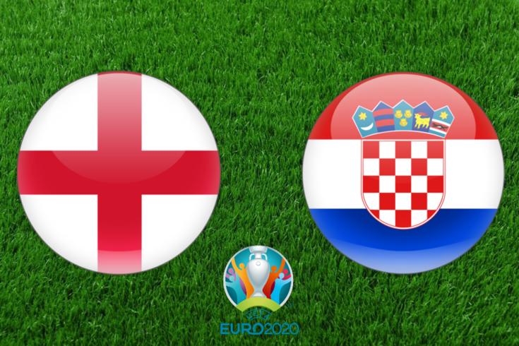 DIRETO | Euro'2020: Inglaterra-Croácia