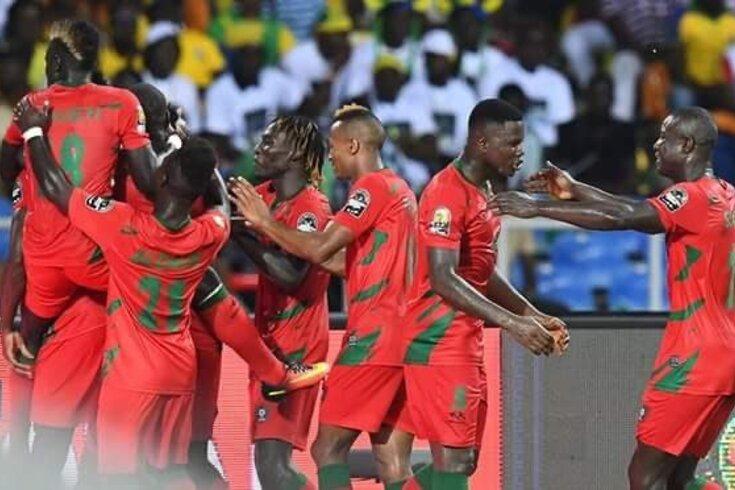 Guiné Bissau apurou-se para a CAN