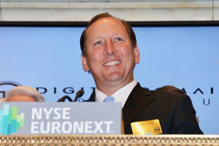 John Textor, empresário norte-americano