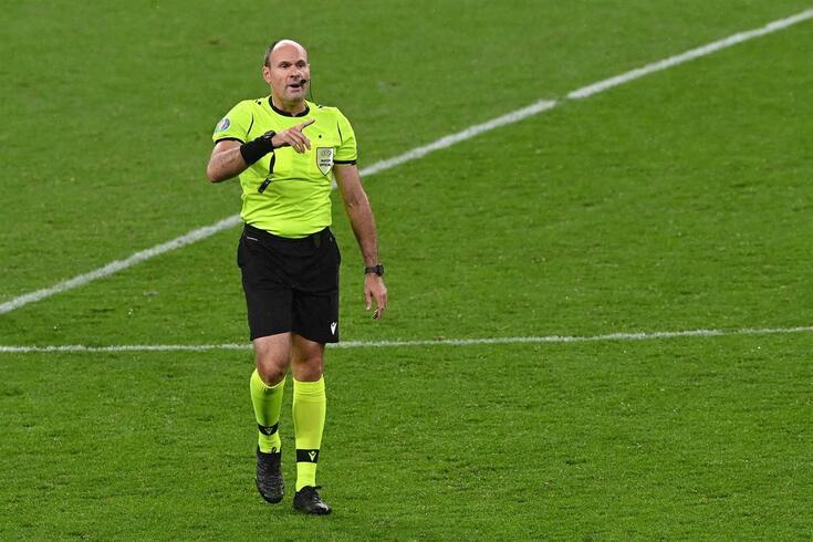 Mateu Lahoz arbitra jogo entre Portugal e França