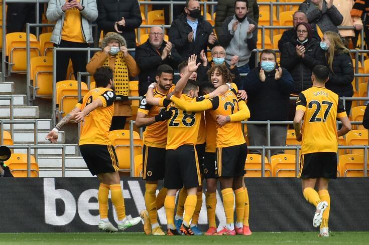 Wolverhampton recebe o Leicester na abertura da edição de 2021/22