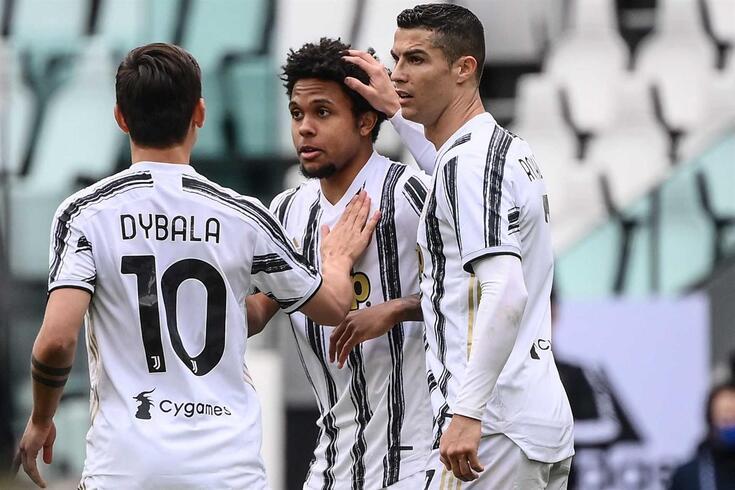 Dybala fala sobre a personalidade de Ronaldo