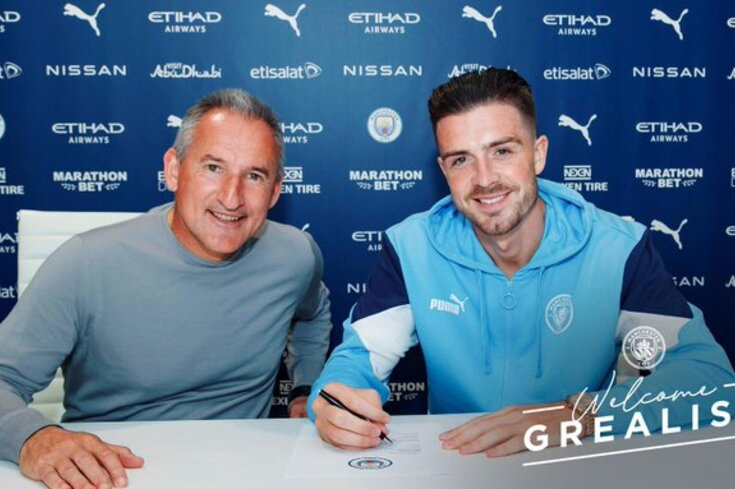 Grealish assinou por seis épocas