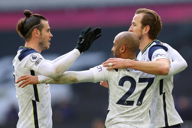 Tottenham de regresso aos bons momentos