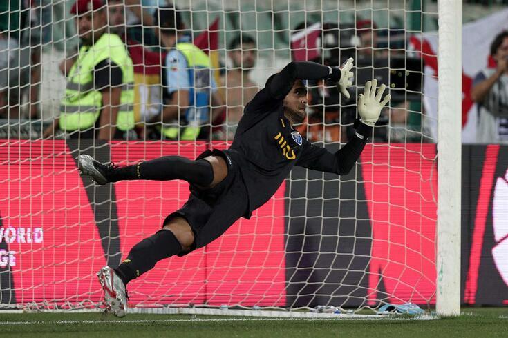 FC Porto explica lesão de Diogo Costa e confirma operação