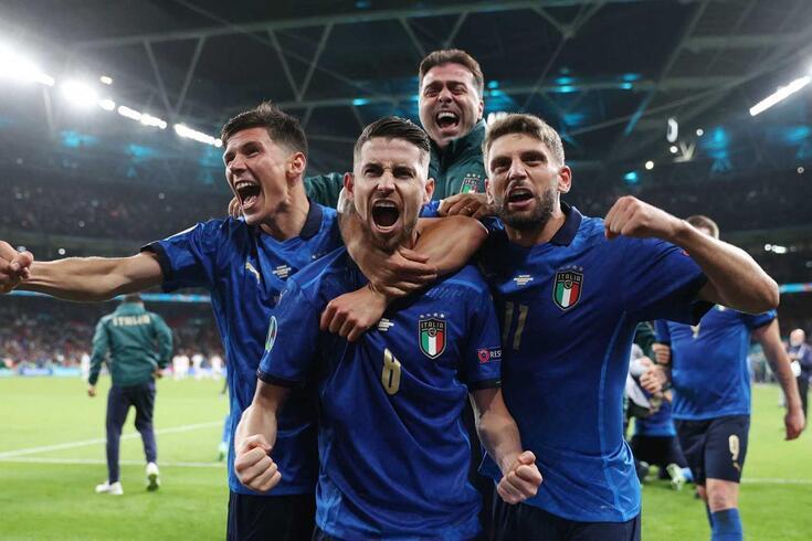Itália bateu Espanha nas grandes penalidades e está na final do Euro'2020