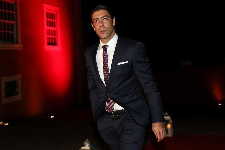 Rui Costa assumiu a presidência do Benfica após Vieira ser envolvido na operação Cartão Vermelho