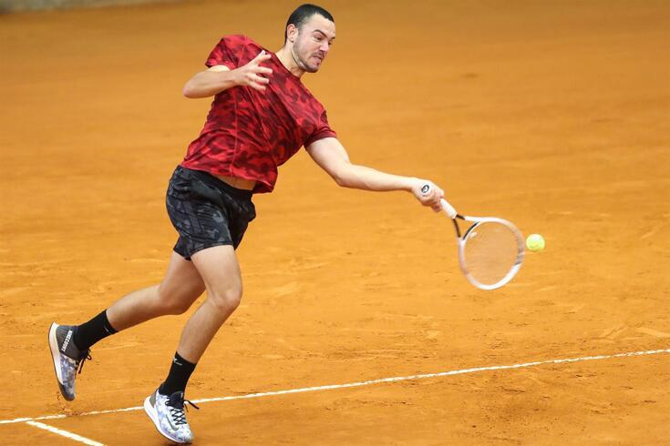 Gonçalo Oliveira, tenista português