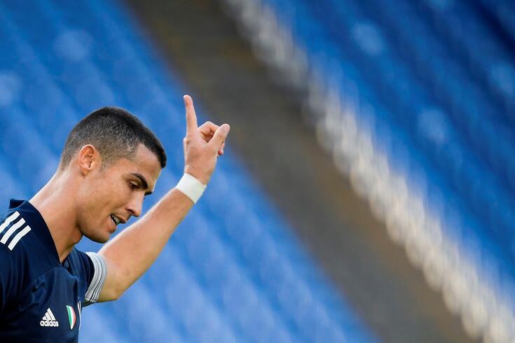 Cristiano Ronaldo decidiu o clássico