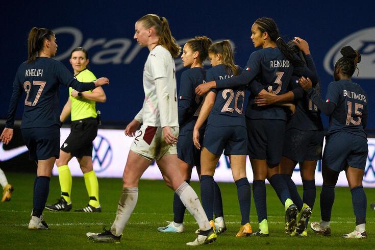 Associação Internacional de Futebolistas Profissionais compromete-se com a prática feminina de futebol