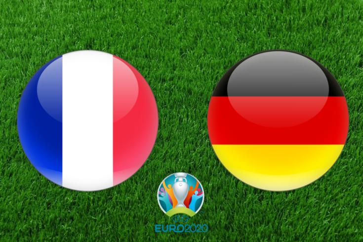 DIRETO   Euro'2020: França-Alemanha