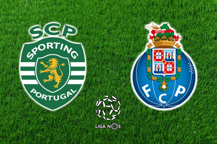 DIRETO   Sporting-FC Porto