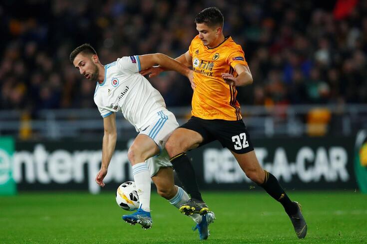 Sporar num duelo da Liga Europa com o Wolverhampton