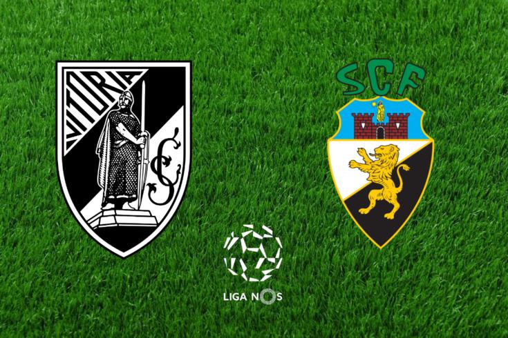 DIRETO | V. Guimarães-Farense: jogo adiado