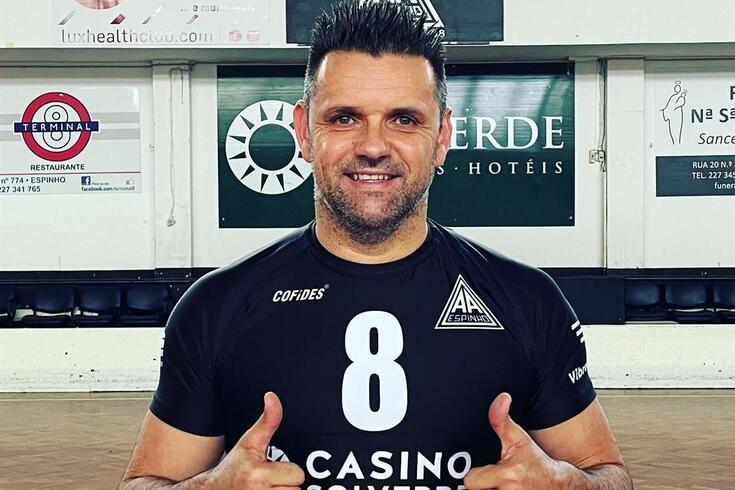 Miguel Maia regressa à Académica de Espinho