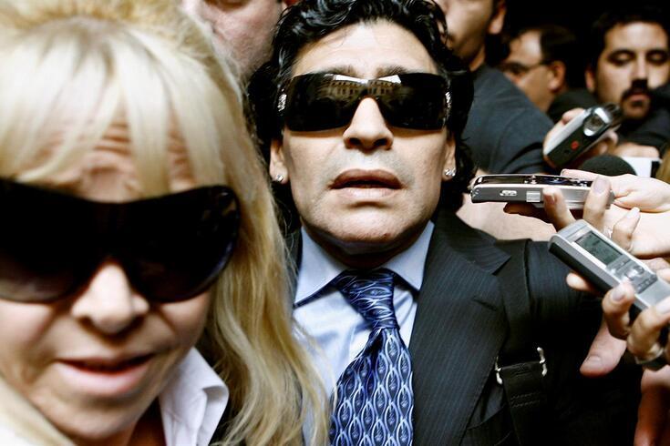 Maradona faleceu aos 60 anos