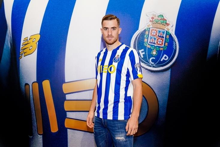 Toni Martínez, avançado espanhol contratado pelo FC Porto