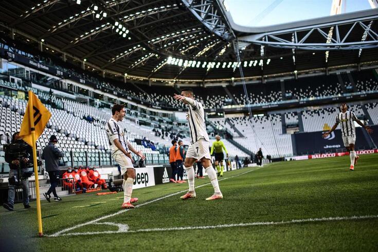 Cristiano Ronaldo e Federico Chiesa: uma parceira que faz estragos em Itália