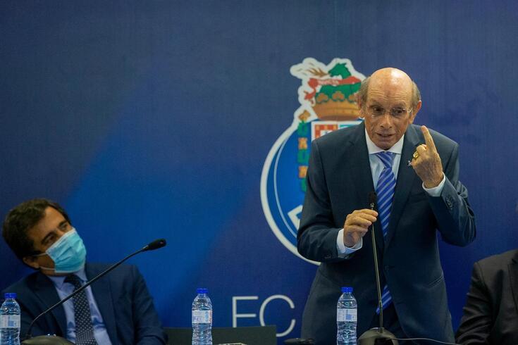 Lourenço Pinto, presidente do Conselho Superior do FC Porto