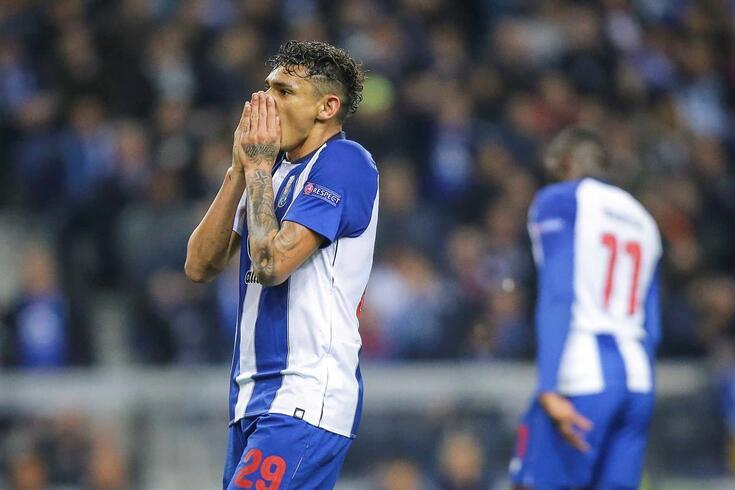 Tiquinho Soares, do FC Porto