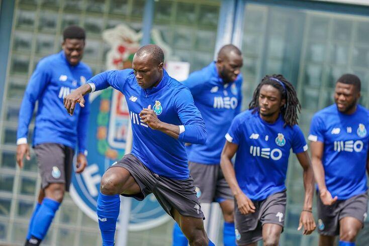FC Porto continua a preparar receção ao Boavista