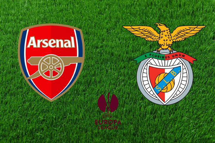 DIRETO | Arsenal-Benfica