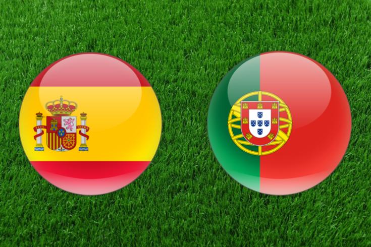DIRETO | Espanha-Portugal