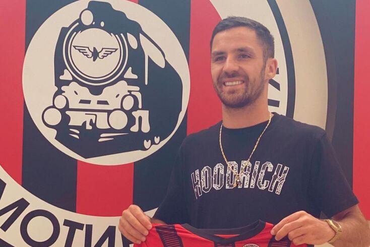 Lateral português Celso Raposo vai jogar na Bulgária