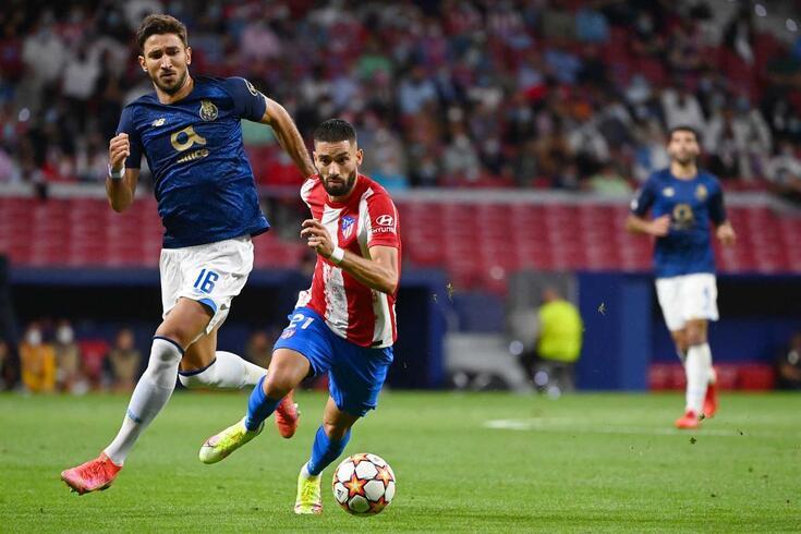 Grujic foi titular em Madrid