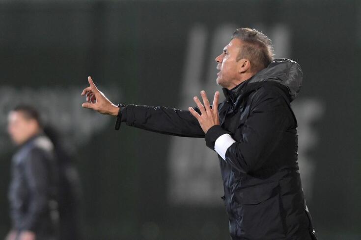 Milton Mendes, deixou de ser o treinador do Marítimo