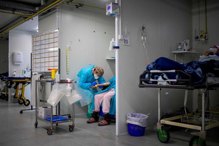 DGS atualiza dados da pandemia em Portugal