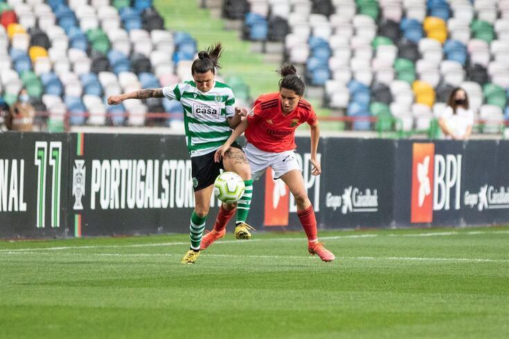 Benfica e Sporting vão disputar a Supertaça