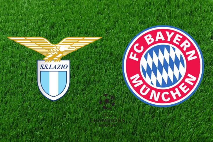 DIRETO | Lázio-Bayern