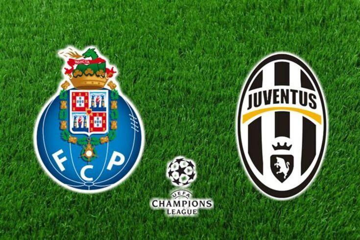DIRETO | FC Porto-Juventus