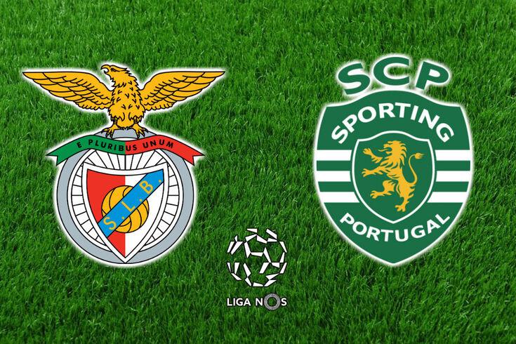 DIRETO   Benfica-Sporting