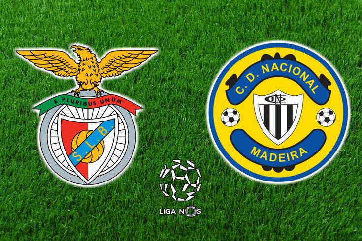 DIRETO   Benfica-Nacional