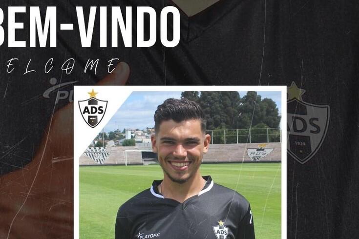 Diogo Teixeira é reforço da Sanjoanense