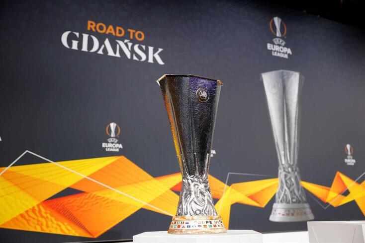 Resultados e marcadores dos quartos de final da Liga Europa