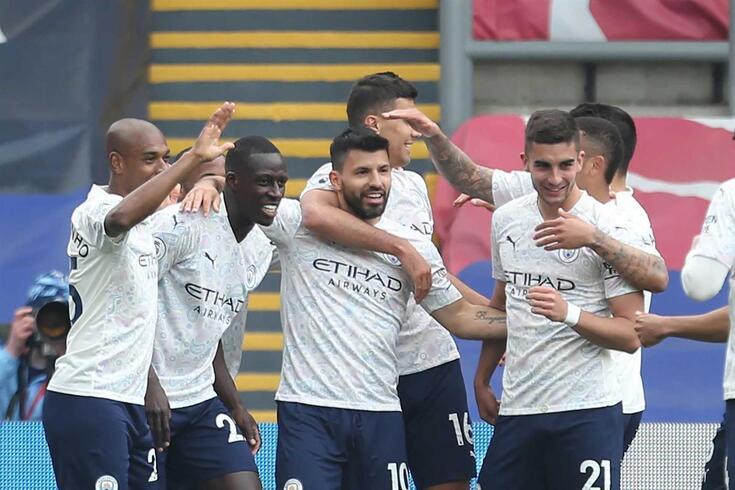 Manchester City prepara-se para conquistar o título inglês