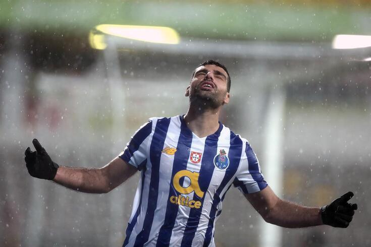 Taremi, goleador do FC Porto
