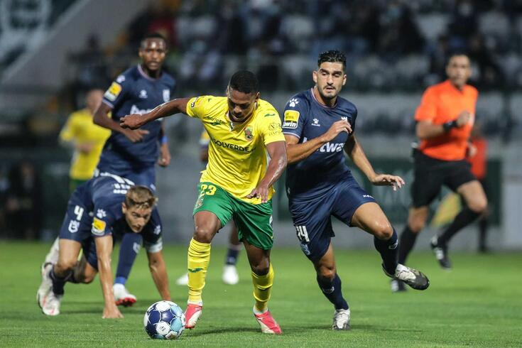 Liga Bwin: resultados e marcadores da sétima jornada