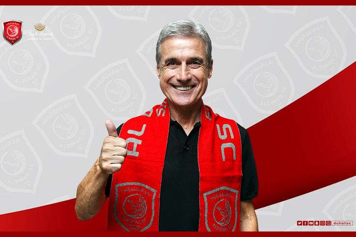 Oficial: Luís Castro assina por clube do Catar