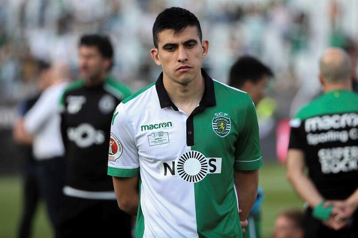 Battaglia tem mais dois anos de contrato com o Sporting