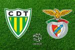 DIRETO   Tondela-Benfica