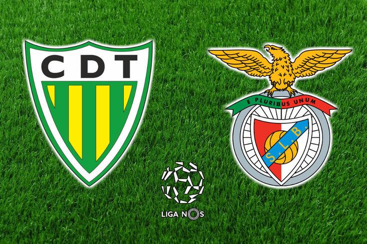 DIRETO | Tondela-Benfica