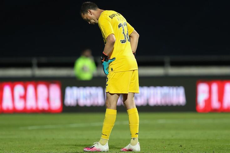 Marchesín cumpre a primeira temporada no FC Porto