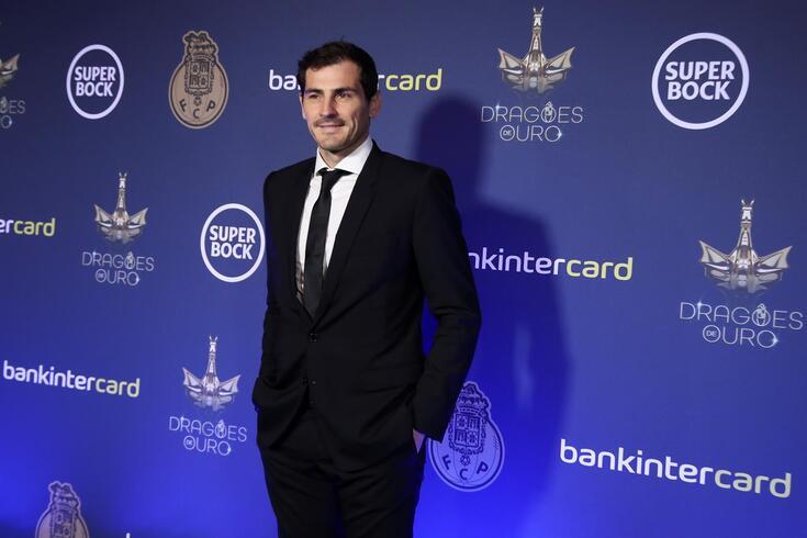 Pinto da Costa: o fim da carreira de Casillas e uma mensagem no balneário de Guimarães