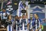 Uribe sagrou-se campeão na primeira época no FC Porto