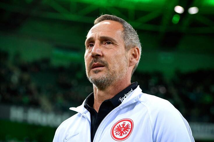 Adi Hutter vai trocar o Eintracht Frankfurt pelo Monchengladbach