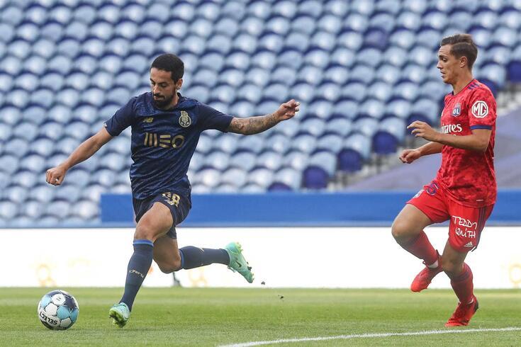 Bruno Costa, médio do FC Porto